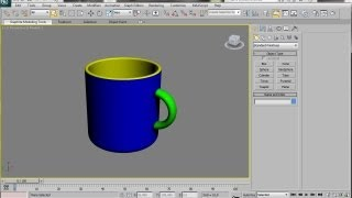 3ds Max - Spline Modeling - Part 2