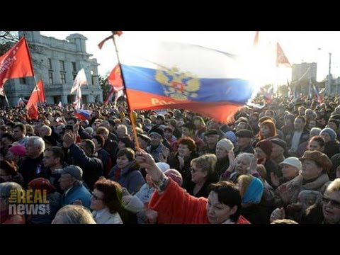 Crimean-Russian Connection To Be Tested in Referendum Vote Pt.1