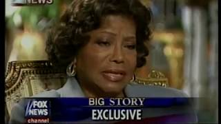 Michael Jackson Case Exposed - Katherine Jackson-Interview (The Big Story, Rita Cosby, FOX News)