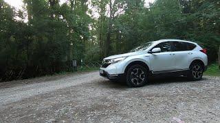 Honda CRV Hybrid 2019 drive test