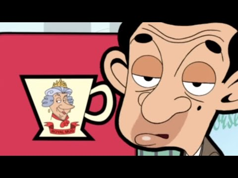 Mr Bean the Animated Series - Mr. Bean - Royal Bean: The Queen's Cup | Queen's Jubilee 2012