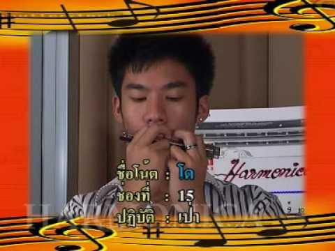 Nop & Note ฝึกไล่่บันไดเสียง C เมเจอร์