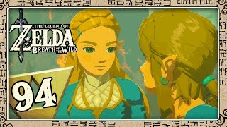 THE LEGEND OF ZELDA BREATH OF THE WILD Part 94: Erinnerung am Todesberg und Ankunft in Goronia