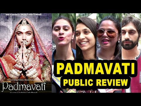 Padmavati (Padmavat) Movie Public REVIEW - First Day First Show Review -Ranveer,Deepika,Shahid