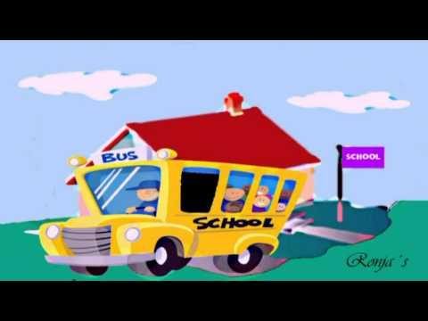 """Rolf Just Nilsen med barn  -  """"Hjulene på Bussen"""""""