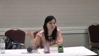 [Convention Hopper] Anime North 2014 - Self Publishing & Marketing Panel