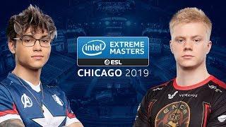 CS:GO - Team Liquid vs. ENCE [Nuke] Map 2 - Grand-Final - IEM Chicago 2019