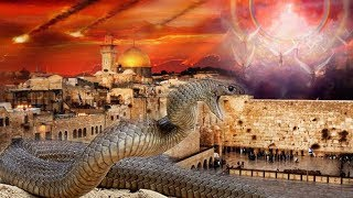 "Jewish End Time Prophecy ""Fulfilled"" -Serpent Appear from Western Wall During Prayer - Anti-Christ"