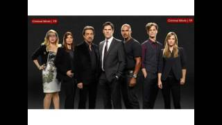 CRIMINAL MINDS | TR JENERİK MÜZİĞİ (THEME SONG)