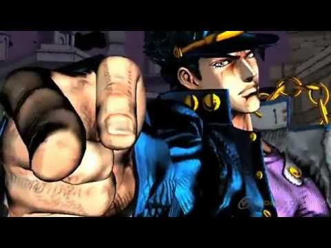 JoJo's Bizarre Adventure: All Star Battle - Teaser