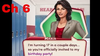 Choices:- High School Story Book 2 Chapter #6 Maria Route (Diamonds used)