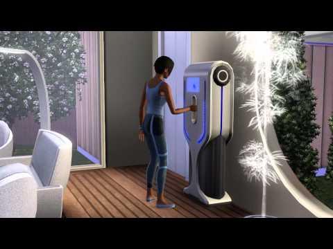 The Sims 3 - Skok w przyszłość - zwiastun dodatku
