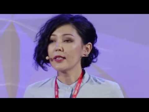 Смелость быть отцом | Гульнар Тындыбаева | TEDxAlmaty