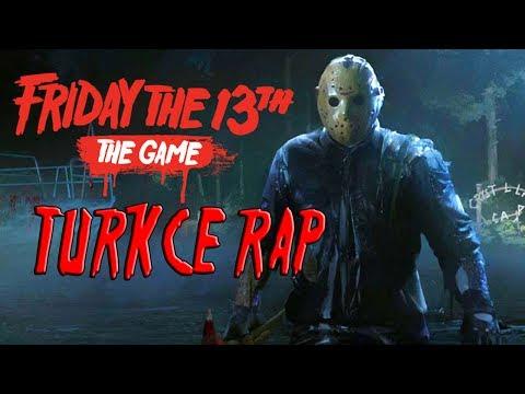 Friday The 13th: The Game Türkçe Rap