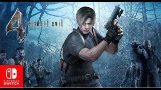 Resident Evil 4 - Conferindo a Versão do Nintendo Switch!!!