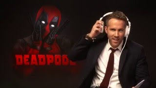 WHISPER CHALLENGE WITH RYAN REYNOLDS (Deadpool)