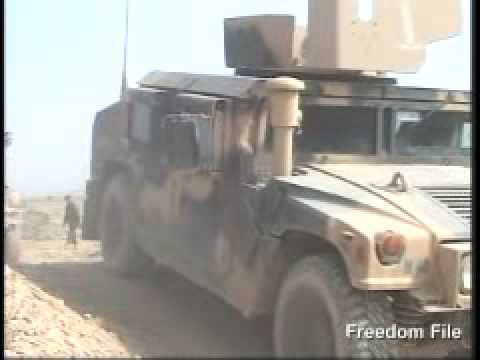 Freedom File: Precision Driving in Afghanistan