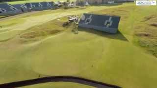 The Open Championship 2015 - St Andrews Old Course Aerial Tour