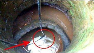 Gali Sumur Sedalam 3,5 Meter, Warga Malah Dikejutkan Oleh Hal Aneh Ini!