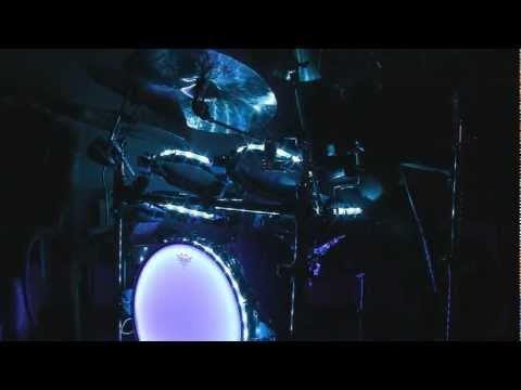 New Traps Drums with custom installed sound activated LED's
