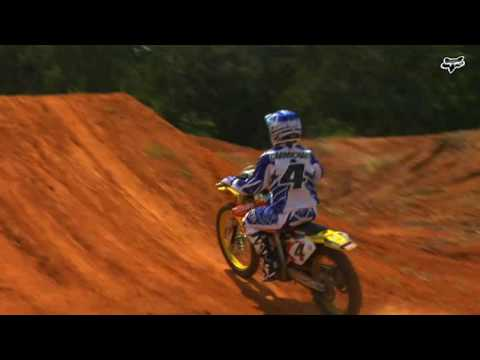 Ricky Carmichael - How to Whip / Comment Faire un Whip - Motocross