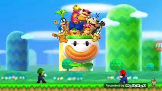 New super Mario bros U deluxe + New super Luigi U