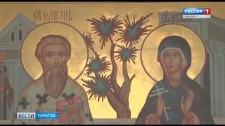 Православные святыни прибыли в Свято-Алексиевский монастырь