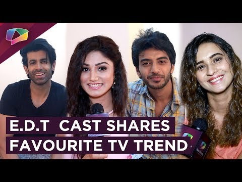 Starcast Of Ek Deewana Tha Shares Favourite Tv Trends |Exclusive