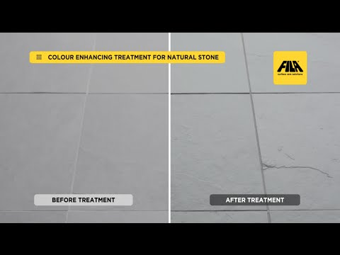 How to Enhance Stone/Slate Colour with FILASTONE PLUS (en)