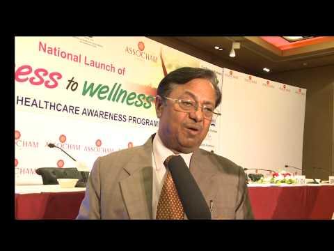 G.P. Srivastava,Chief Advisor  ASSOCHAM