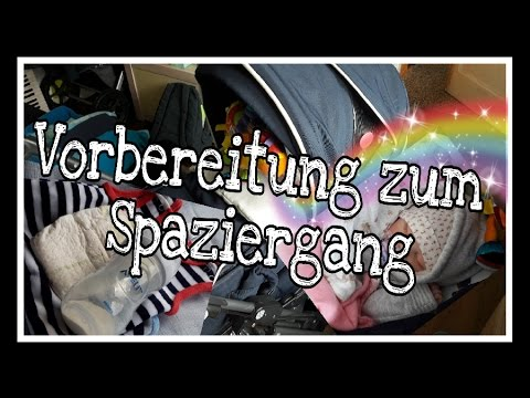Wie gehen wir Raus ? Welche Vorbereitung treffen wir ? || Reborn Baby Deutsch