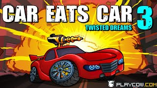 Car Eats Car 3 Walkthrough All Level