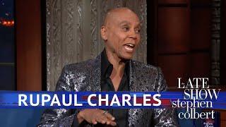 RuPaul Charles: Who Was 'Pure Camp' At Met Gala?