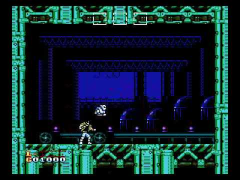 Let's NOT Play Shatterhand 01 - Plug Man, Alien Man...wait..