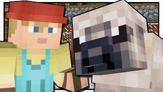 Minecraft | THE PUG RANCH!! | Custom Mod Adventure