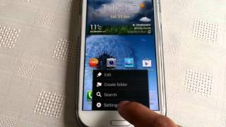 Samsung galaxy s3 (HIGH RAM USAGE FIX MAKES PHONE SNAPPIER +SMOOTHER)