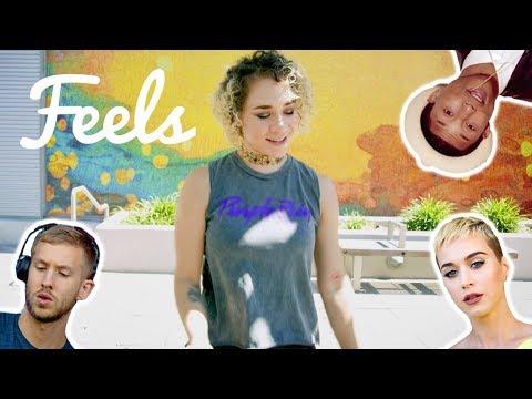 Calvin Harris - Feels feat. Pharrell Williams, Katy Perry & Big Sean (Cover)