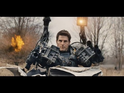Edge of Tomorrow Official Enhanced IMAX Trailer REACTION / REVIEW!!!