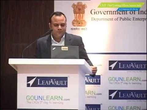 Mr. Rahul Dhatariya,  Tata Communications Ltd. at CLO Summit India 2013