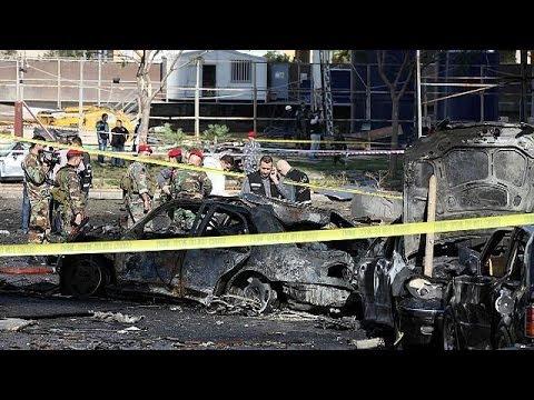 Lebanon bomb kills ex-minister Chatah, Hezbollah and Syria deny role