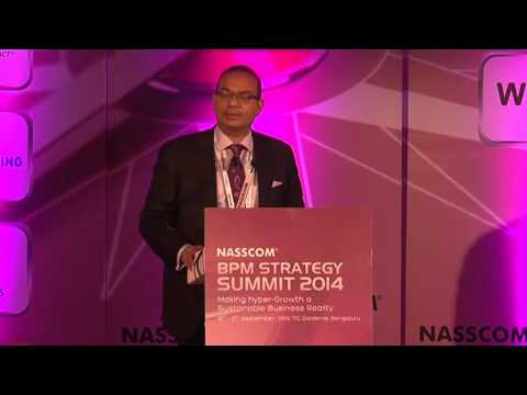 NASSCOM BPM Strategy Summit 2014: Welcome Address