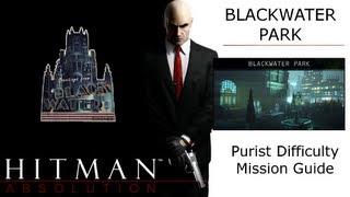 Hitman Absolution Purist Guide: Blackwater Park, Infiltrate Blackwater, Access Dexter's Penthouse