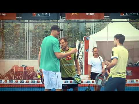 Play John Isner supports playing Padel and the growth of the sport in the USA. in Mp3, Mp4 and 3GP