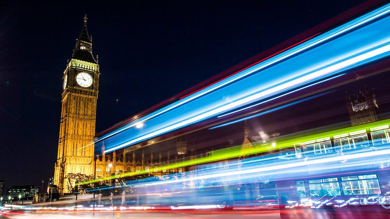 London - The Square Mile City in 4K!