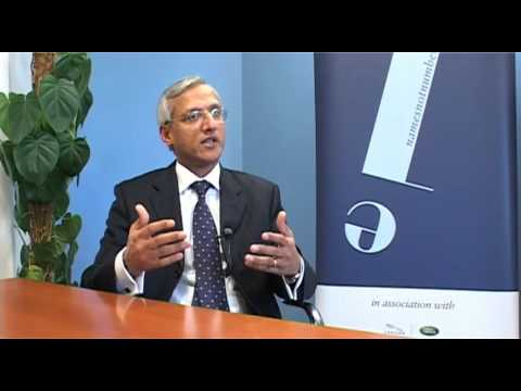 Amur Lakshminarayanan, Head of Tata Consultancy Services on Trust in Business