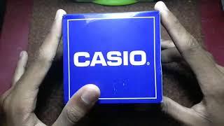 Unboxing jam tangan casio AE1200WH 300 ribuan