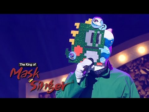 "Crush - ""Beautiful"" Cover [The King Of Mask Singer Ep 176]"