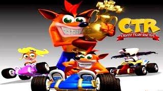 Crash Team Racing part 2 in 720p