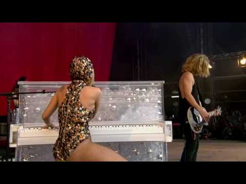Lady Gaga - Brown Eyes (live At Oxegen Festival 2009) Hq video