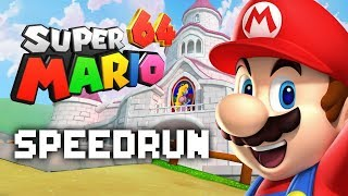 16 star speedruns ≧◡≦ - Super Mario 64